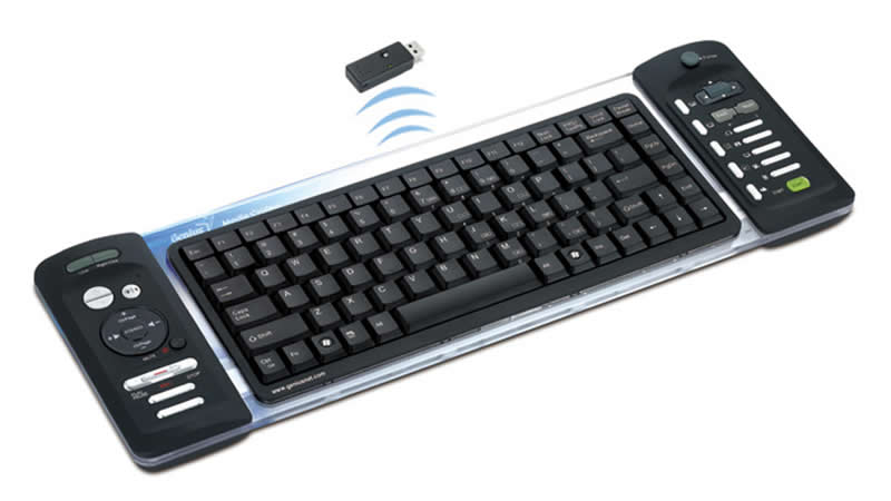 Genius Luxemate 810 wireless keyboard